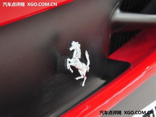 超跑新偶像!图片品鉴法拉利458 Italia