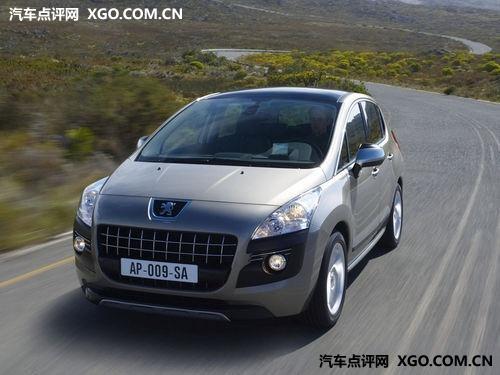 时尚跨界SUV 标志3008将亮相广州车展