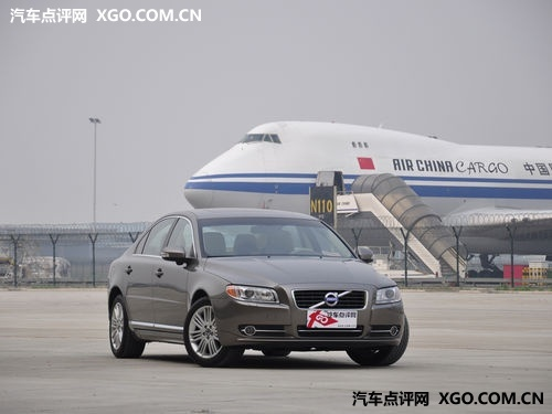 40万的高端车 沃尔沃S80L最高优惠6万元