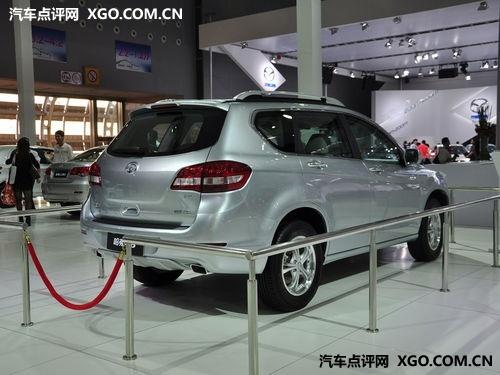哈弗M4将首秀 哈弗H6或于上海车展上市