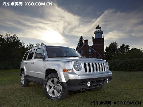 Jeep爱国者明年入华 复兴战略倾斜中国