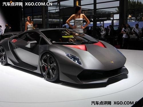 3年推3款新车 曝兰博基尼未来新车规划