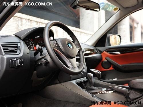 SUV细分市场先行者 奥迪Q3对比宝马X1