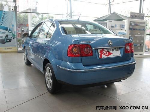 第四代polo在2002年由上海大众引入并国产,随后的2003年三厢polo上