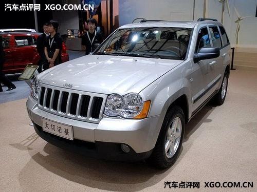 越野最爱 2011款Jeep大切诺基火热预定