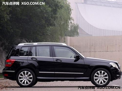 引入3.0L车型 国产奔驰GLK12月2日下线