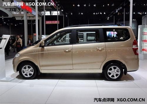 现款五菱宏光车型-多项升级改进 2013款五菱之光年内上市