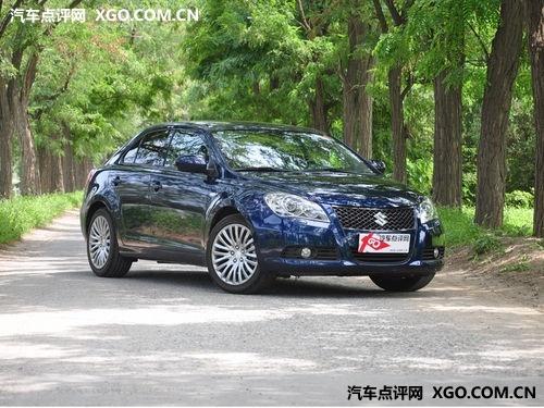 高性能轿车 铃木凯泽西订金1万10月提车