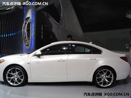 预售30万元 别克君威GS今年八月上市