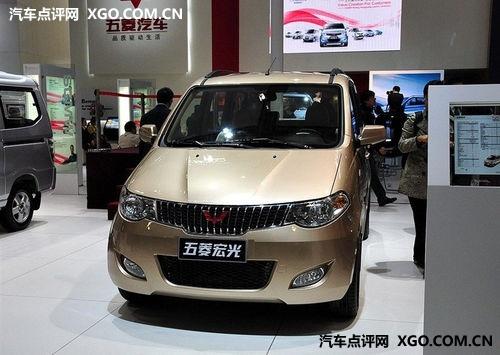购五菱宏光综合优惠6千元 有现车销售高清图片