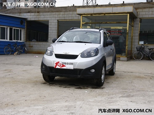 5万区间好选择 瑞麒X1全系优惠达5000元