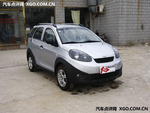 迷你SUV价格坚挺 瑞麒X1最高优惠1000元