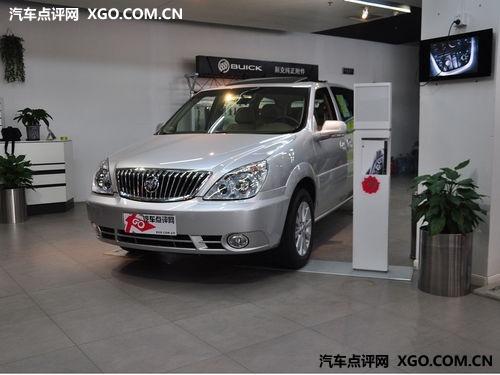 别克GL8-大连上通别克华北路店购车享 超低钜惠高清图片