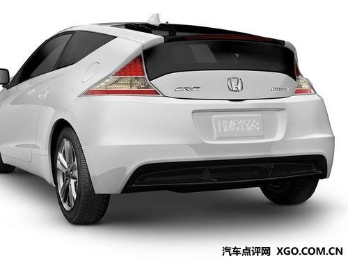 Honda混合动力车 CR-Z荣获日本年度大奖