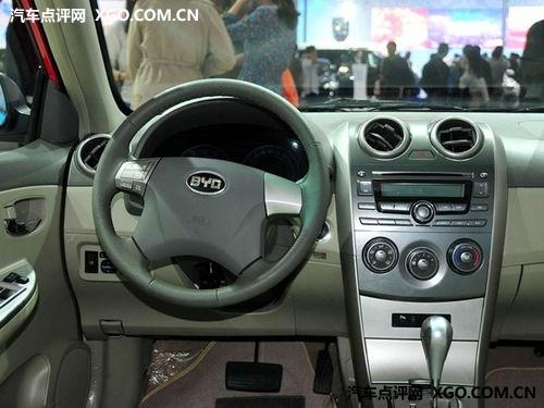 享受智能汽车生活 比亚迪G3R卖点全解析