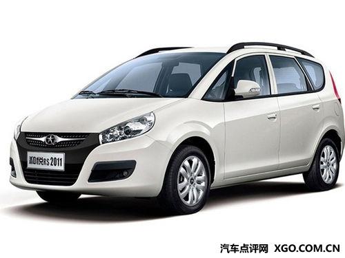 江淮重庆车展上市 厂价直销让利超百万