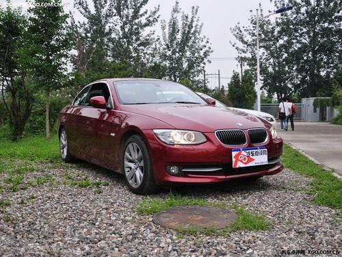 BMW 3系限时发售现金钜惠8万 运动时尚
