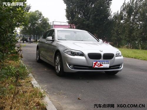 售价42.86万 全新宝马520Li在武汉上市