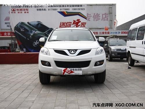 实惠之选 10-20万自主品牌SUV车型推荐