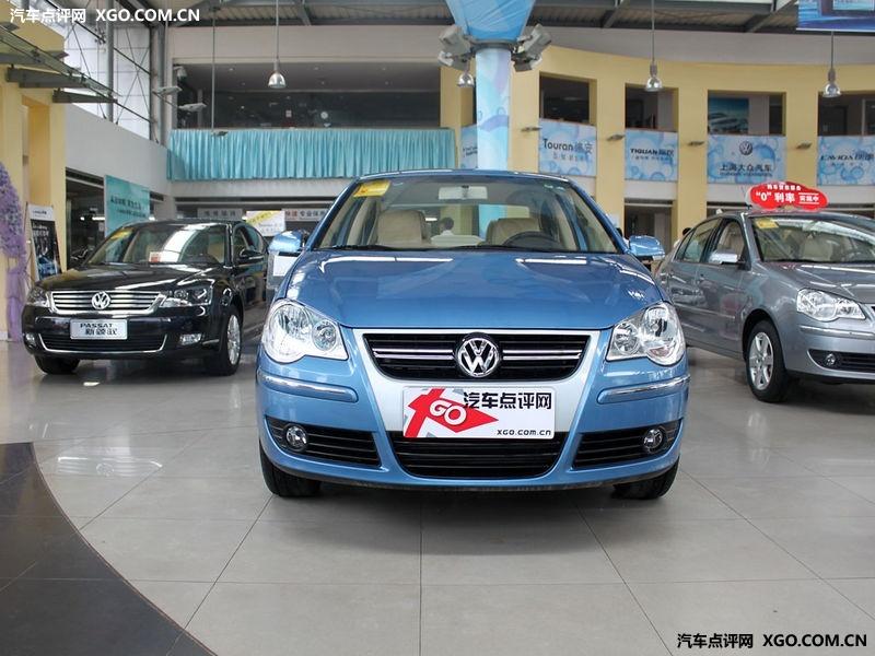上海大众 2009款 polo 劲取 1.4mt 雅致版车身外观2913596 -上海大众 高清图片