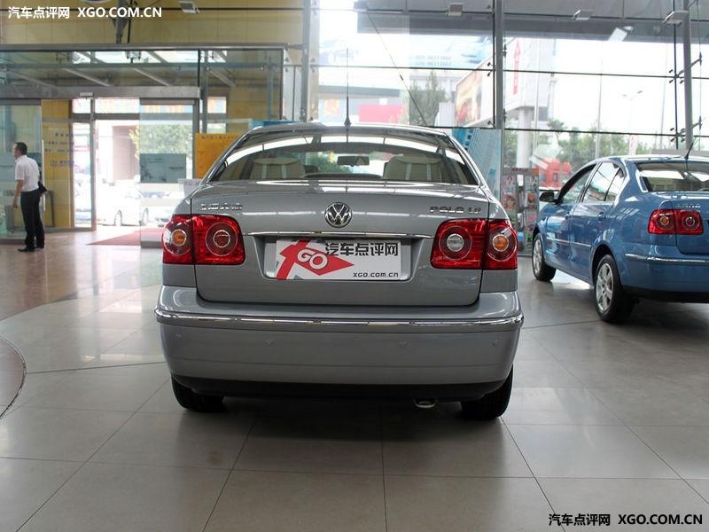 上海大众 2009款 polo 劲取 1.6at 雅致版车身外观2913610 -上海大众 高清图片