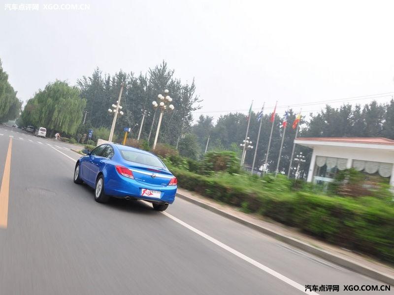 上海通用别克2010款 君威 1.6T 精英运动版评测图片2928851 高清图高清图片