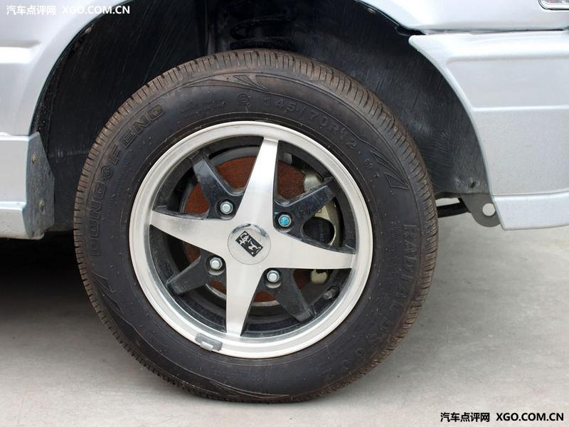 众泰汽车 江南tt 0.8l 尊贵型其它与改高清图片
