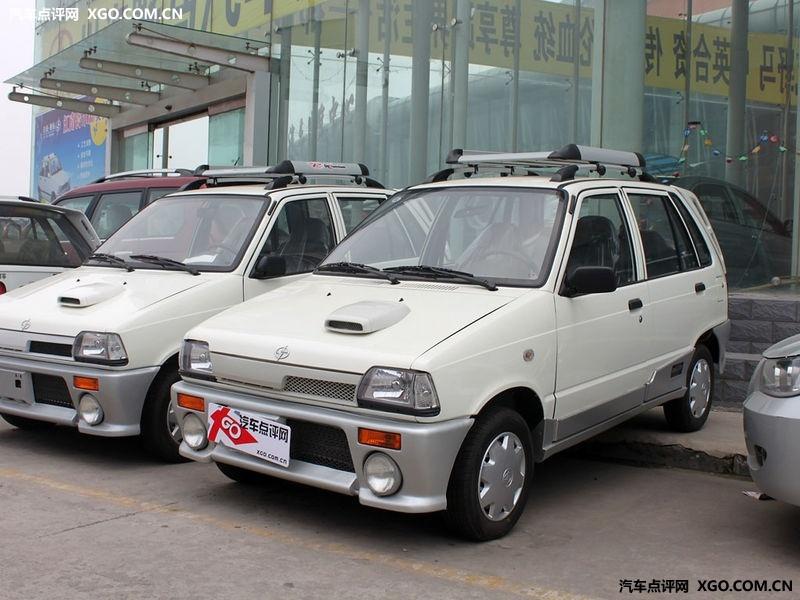 众泰汽车2008款 江南奥拓高清图片