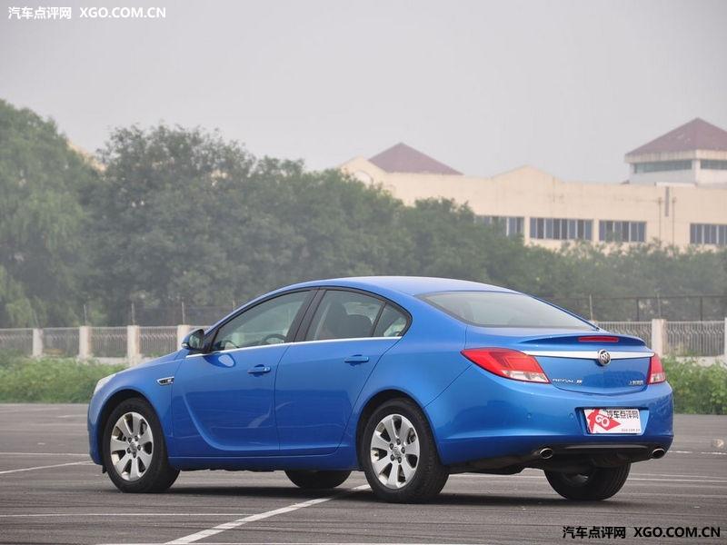 上海通用别克2010款 君威 1.6T 精英运动版车身外观图片2928873 高清高清图片