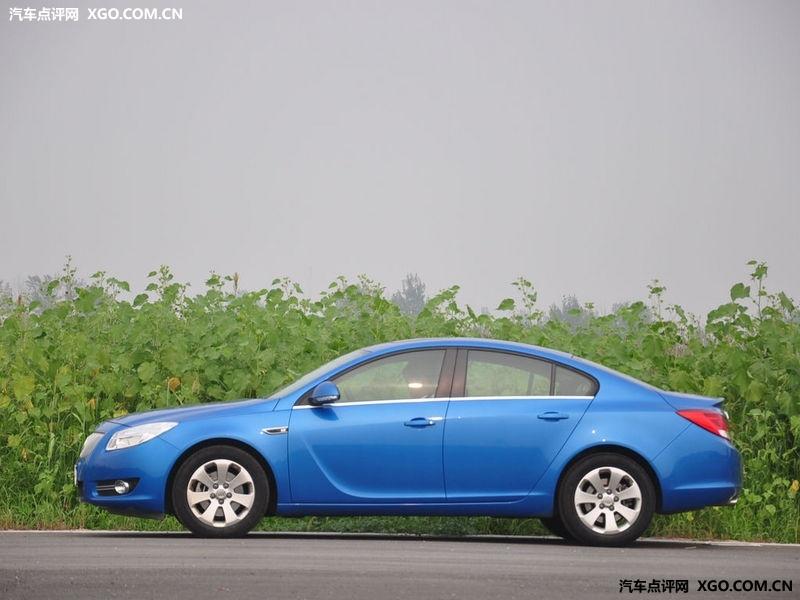 上海通用别克2010款 君威 1.6T 精英运动版车身外观图片2928868 高清高清图片