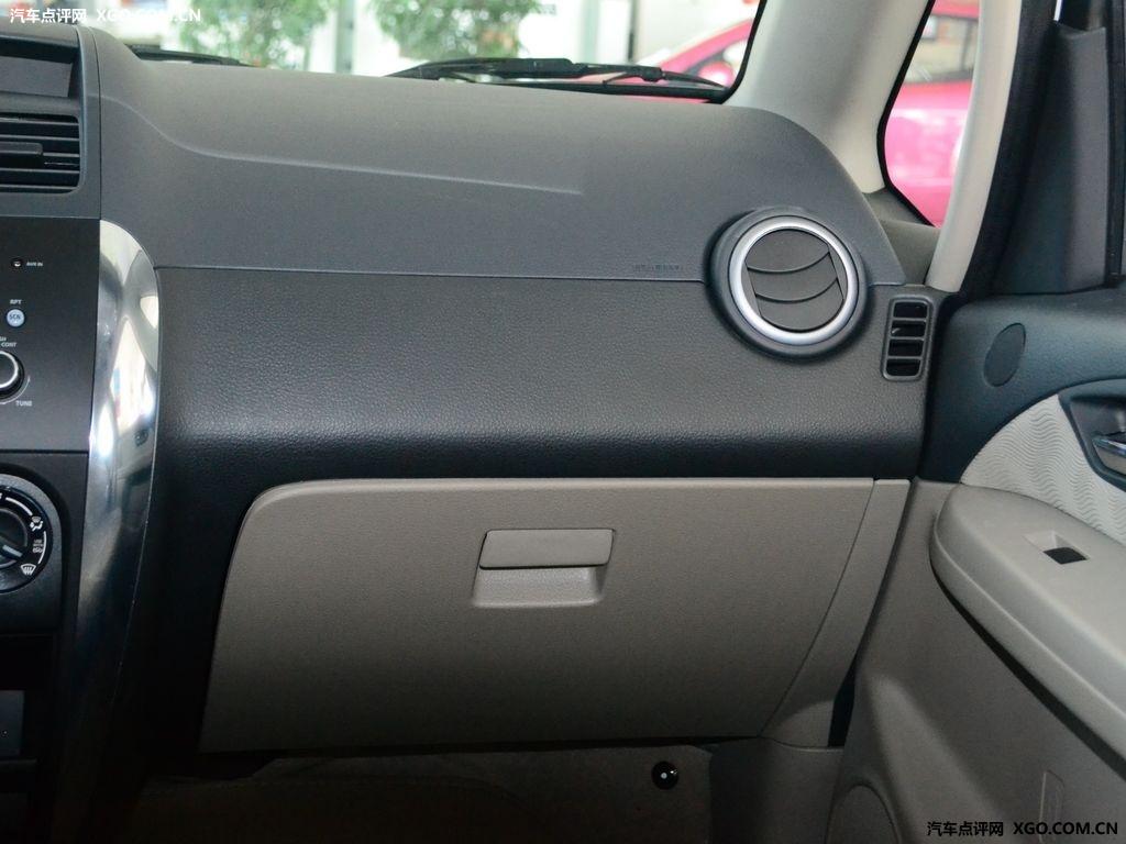 长安铃木 天语SX4 两厢 1.6AT 舒适型中控方向盘3052091高清图片