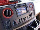 福特E350中控台