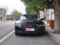 奥迪A8L赠购车附加税 再送价值万元油票