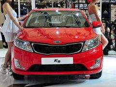 预售6.98万起 东风悦达起亚K2七月登场