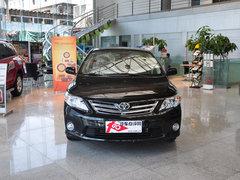 丰田卡罗拉购车可享8.8折优惠 店内现车
