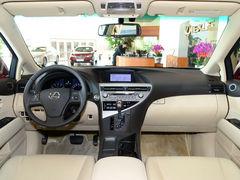 雷克萨斯RX系列最高降价7.4万 奢华尊享