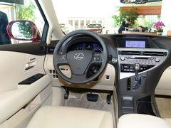 雷克萨斯RX270部分车型有售 价格稳定