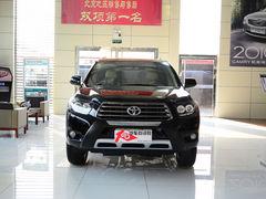 广丰汉兰达尊贵版直降2.9万 现车充足