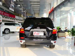汉兰达全系降2.2万元 高性价比豪华SUV