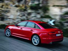 全新一代奥迪A6L接受预定 3月29日上市