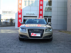 奥迪A8L现金优惠9万元 有部分现车在售