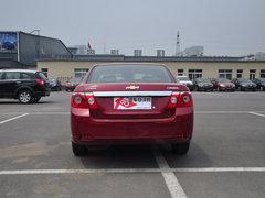 雪佛兰景程现金优惠1.3万元 现车销售
