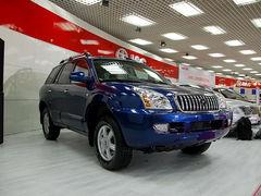 8万元起超值大空间 4款自主SUV车型推荐