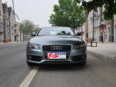奥迪A4L最高优惠7.81万 超动感中级车