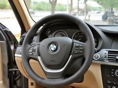 BMW X3少量现车到店年前可提 价格稳定
