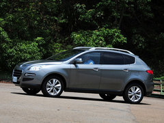 尺寸大 配置高 纳智捷大7 SUV竞品分析