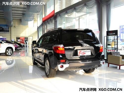 配置/售价不变 汉兰达2.7L车型换发动机