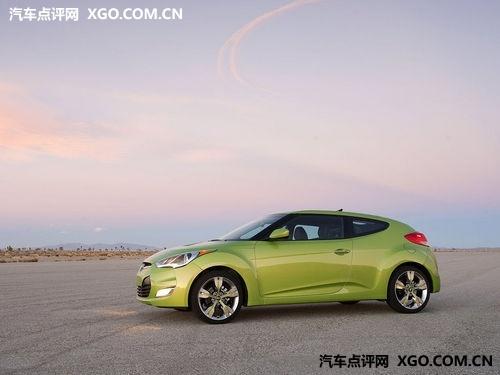 将于6月上市 现代轿跑FS上海车展首发