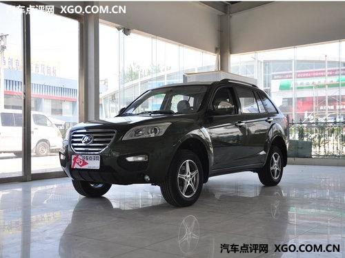 10万元也能买SUV 5款高性价比车型推荐
