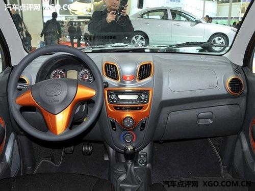 搭载1.0L发动机 海马郑州M11上半年上市